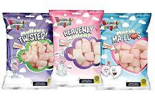 Heavenly Delights Mallows / Twisted / Marsh-Maluvs (All 3 x 150g Bags) Halal HMC