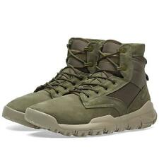 "Nike SFB 6"" NSW Leather special forces boot UK8 US9 EU42.5 nikelab 862507-300"
