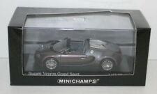 Voitures, camions et fourgons miniatures MINICHAMPS pour Bugatti 1:43
