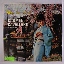 CARMEN CAVALLARO: Cherry Blossom Time - Popular Melodies Of Japan LP (sm EMI li
