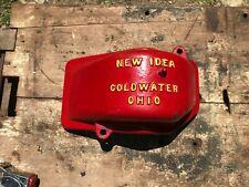New Idea Coldwater Ohio Case Antique Tractor Parts Farm Advertising Cast Iron