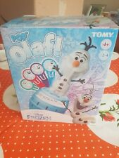 Disney Frozen Official Pop Up Olaf Tomy Game Brand New. Boxed. Unopened