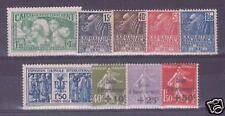 FRANCE STAMP TIMBRE YVERT 269/77 ANNEE COMPLETE 1931 NEUVE xx TTB  VALEUR: 1170€