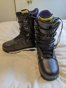 Men's Adidas Tactical  Adv (Factory Samples) NWT black/black/whtie $350