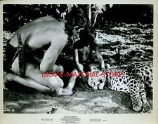"""Mike Henry Tarzan And The Valley Of Gold Original 8x10"""" Photo #M2632"""
