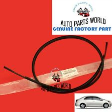 GENUINE TOYOTA 07-11 YARIS SEDAN LEFT ROOF DRIP SIDE FINISH MOULDING 75552-52140