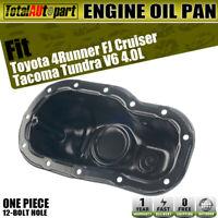 2010-2012 Toyota Tacoma 4.0L DOHC V6 1GRFE 1GR-FE ReRing Kit w//Full Gasket Set Rings Bearings FITS