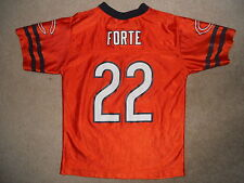 Chicago Bears Nfl Football Jersey Matt Forte #22 Rb Youth Medium Awesome Orange