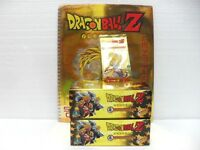 "Dragon Ball Z ""2 box da 36 buste con 5 carte + raccoglitore"" serie GOLD GPZ"