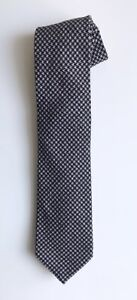 """Bonobos Tie, Earth-Toned Houndstooth, 3"""" Width, New-w/o-Tags!"""