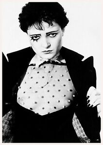 """Reproduction Alternate """"Siouxsie & The Banshees - Early"""" Poster, Size A2"""