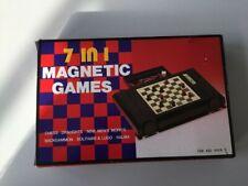 7 in 1 Magnet Spiele