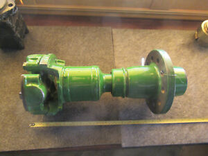 New John Deere Axle With Hub, U-joint Arm