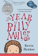 The Year of Billy Miller by Henkes, Kevin