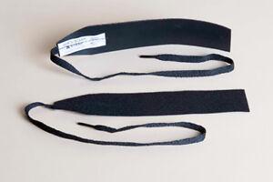 DORSI-STRAP PRO Straps, (BLACK), Additional/Replacement Parts
