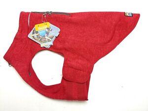 Kurgo K9 Core Dog Year-round Sweater Jacket Vest Fleece RED Medium FREE SHIPPING