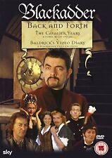 Blackadder Back and Forth Rowan Atkinson, Tony Robinson NEW & SEALED UK R2 DVD
