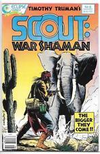 Eclipse Comics Timothy Truman's Scout: War Shaman (1988 Series) # 8 NM