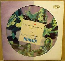 I NOMADI - LA SETTIMA ONDA - LP PICTURE DISC NUOVO