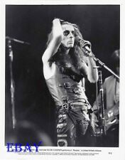 Alice Cooper in leather VINTAGE Photo Roadie