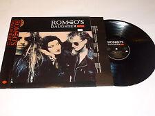 ROMEO'S DAUGHTER - Romeo's Daughter - 1988 UK issue 10-track LP
