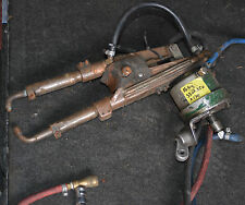 Dorman Heavy duty spot weld welding gun water cooled jaws electrodes