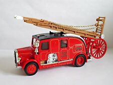 MATCHBOX MODELS OF YESTERYEAR 1936 LEYLAND CUB FIRE ENGINE YS-9