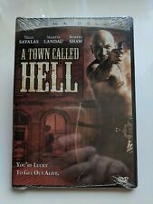 (DVD) A TOWN CALLED HELL (2005, Cinema Deluxe) Telly Savalas, Robert Shaw