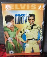 Cafè Europa DVD (1960) Nuovo Sigillato Elvis Presley Caffe' Cafe' Caffè N