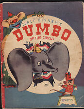 WALT DISNEY'S DUMBO OF THE CIRCUS  Australia edition  Disney