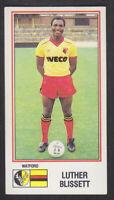 Panini - Football 83 - # 324 Luther Blissett - Watford