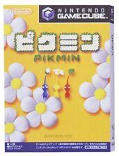 Used PIKMIN NINTENDO GAMECUBE GC JAPANESE JAPANZON GAME CUBE