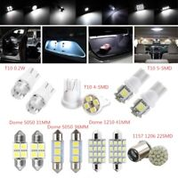 14x Car LED Interior for T10 36mm Map Dome License Plate Lights Accessories