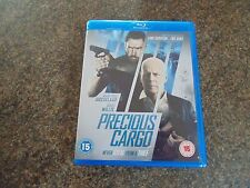 PRECIOUS CARGO  GENUINE UK BLU RAY Bruce Willis BARGAIN