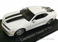 Chevrolet Camaro SS 2011 chevy 1:43 Ixo Eaglemoss Diecast coche