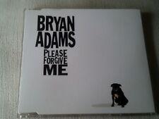BRYAN ADAMS - PLEASE FORGIVE ME - UK CD SINGLE