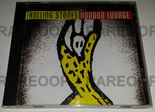 Voodoo Lounge by Rolling Stones (CD, 1994, Virgin) MADE IN CANADA & ARGENTINA