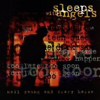 Neil Young & Crazy Horse Sleeps with angels (1994) [CD]