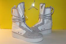 Nike SF AF1 HI Special Field Boots Summit White/Vast Grey AQ0107-001 Size 10