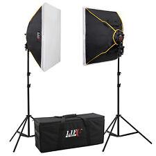 LIFE of PHOTO Daylight Dauerlicht-Set FS-5070-2, 8x30 W, Tageslicht-Studioset