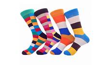Fun Socks Bold Striped Socks 4 pairs