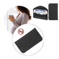 RFID Signal Blocking Bag Anti-Radiation Double Layer Shielding Case Mobile Phone