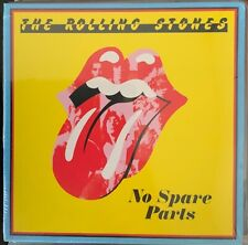 """THE ROLLING STONES-NO SPARE PARTS-LIMITED NUMBERED #10523-7"""" SINGLE VINYL-IMPORT"""