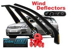 Toyota Corolla 2002 - 2007  ESTATE / COMBI  Wind deflectors   4.pc  HEKO  29603