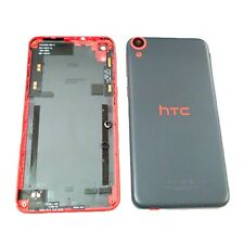 Tapa Trasera HTC Desire 820 D820U D820T D820S Negro y Naranja Repuesto Original