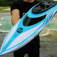 2.4G High Speed Radio Remote Control RC 45km/h Century Racing Boat Favor Y5T0