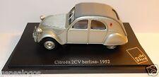 UH UNIVERSAL HOBBIES CITROEN 2 CV 2CV BERLINE 1952 POSTES POSTE PTT BLISTER BOX