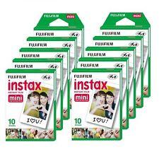 Fuji instax mini film, 100 fotos photos, Pack 20 x 5, película instantanea