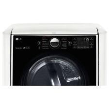 LG 9.0 cu. ft. Mega Capacity Gas Front Load TurboSteam Dryer, DLGX9001W, NEW !!!