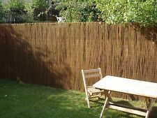 Willow Fence Garden Screening 3 Meters Long 40ft/120cm
